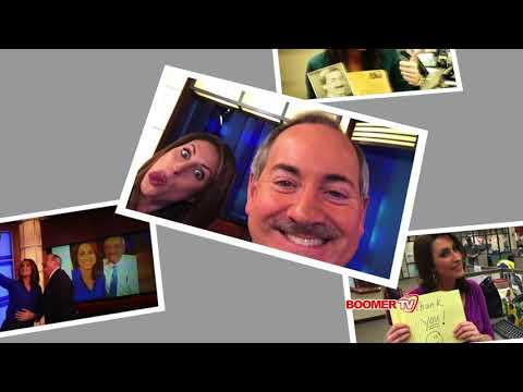 Anchor David Barras bids farewell from WISH-TV