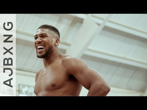 Relating To The Struggle ~ Anthony Joshua