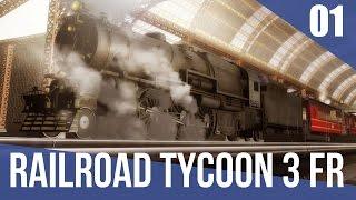 [FR] Railroad Tycoon 3 - Go West (1/2)