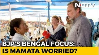 """PM Has Become Worse Than Fascist"": Mamata Banerjee To Prannoy Roy"