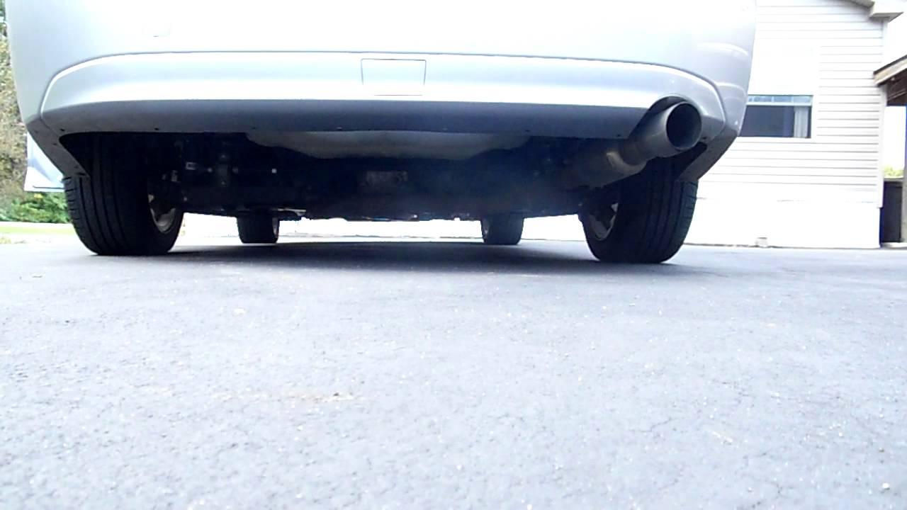 2013 subaru impreza 20i premium w stillen axleback exhaust youtube vanachro Images
