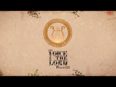 The Voice Of The Lord (Psalm 29) - Scott Brenner & Levites / Official Music Video