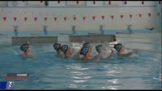 Олимп. Синхронное плавание