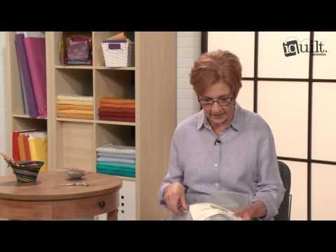 Mary Sorensen - Basic Hand Appliqué Stitch Tip