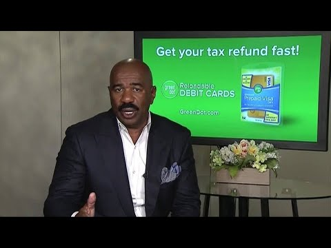 Steve Harvey For GreenDot