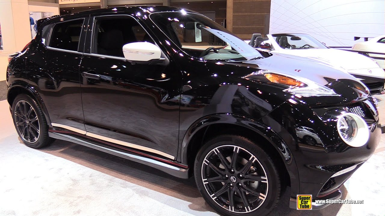 2015 Nissan Juke Nismo   Exterior And Interior Walkaround   2015 Chicago  Auto Show   YouTube