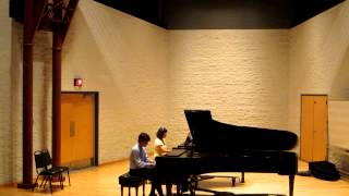 Grieg Piano Concerto in A minor, I. Allegro molto moderato, Op. 16; First run-through!