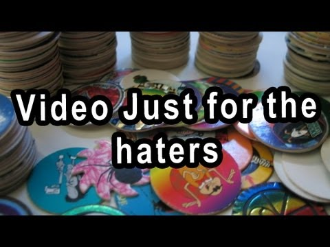 Video Just for the haters