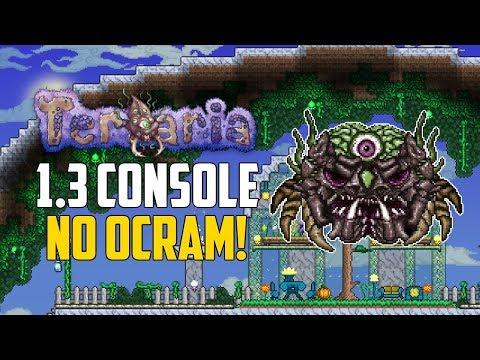 Terraria 1.3 NO MORE OCRAM! | 1.3 Console MASSIVE CHANGES! | Update News!