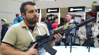 Army-2017 Kalashnikov new military products small arms defens exhibition Russia