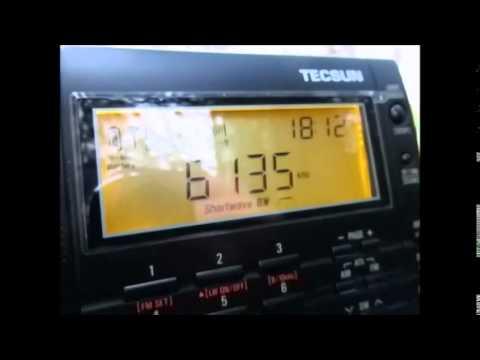 6135 Khz, Republic of Yemen Radio