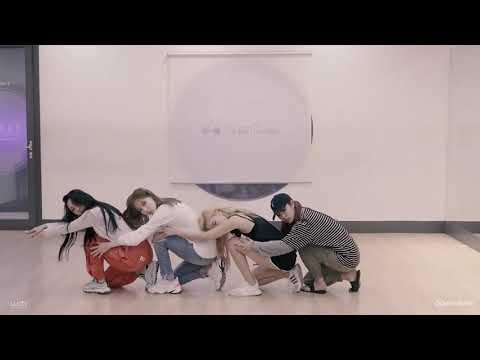 """MAMAMOO """"Egoistic"""" Mirrored Dance Practice, 마마무 """"너나 해"""" 안무 거울모드"""