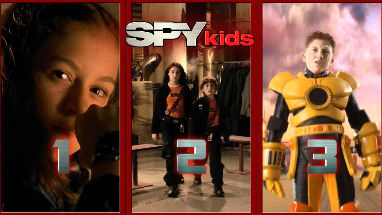 Download SPY KIDS, SPY KIDS 1, 2, & 3 on Blu-ray - Trailer