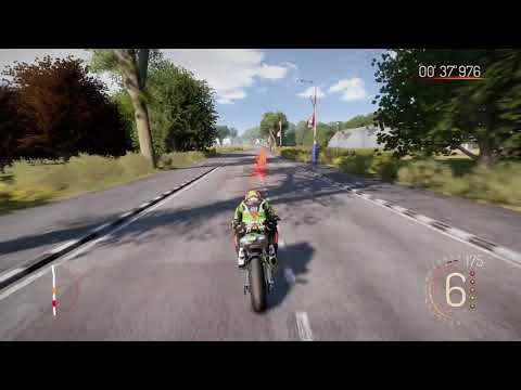 TT Isle of Man, Northern Ireland - Triangle raceway - Time attack - Xbox One x