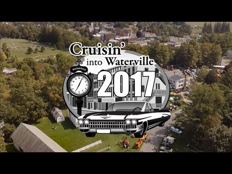 Cruisin' into Waterville 2017