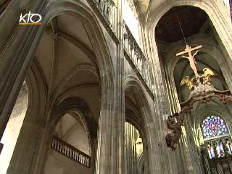 glise saint maclou de rouen youtube. Black Bedroom Furniture Sets. Home Design Ideas