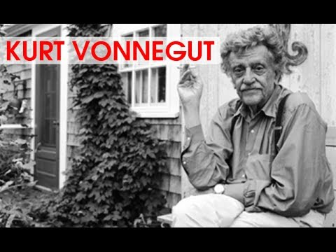 Kurt Vonnegut su come scrivere un racconto
