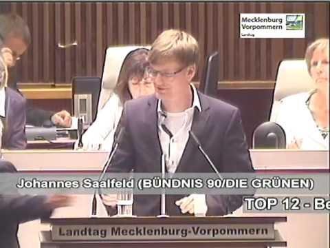 Rede von Johannes Saalfeld MdL zum Urheberrechtsgesetz