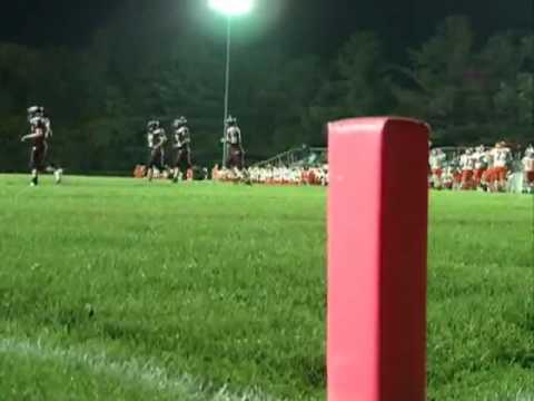 NORTHROP VS CENTRAL NOBLE HIGH SCHOOL FOOTBALL