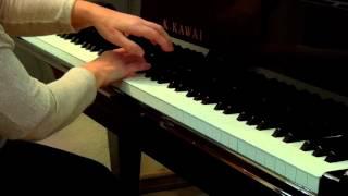 Enrique Granados Valses Poéticos Op. 10 - Nélida Sánchez piano