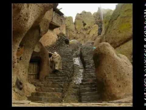 700 years old houses in Iran