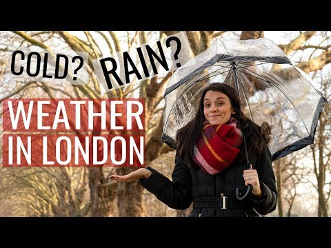 What's The Weather In London? London Weather Guide For Tourists | Love And London