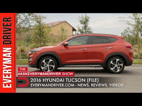 Best Crossover SUV: Forester, CR-V, RAV4, CX-5, or Tucson on Everyman Driver
