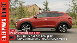 Best Crossover SUV: Forester, CR-V, RAV4, CX-5, or Tucson on Everyman Driver