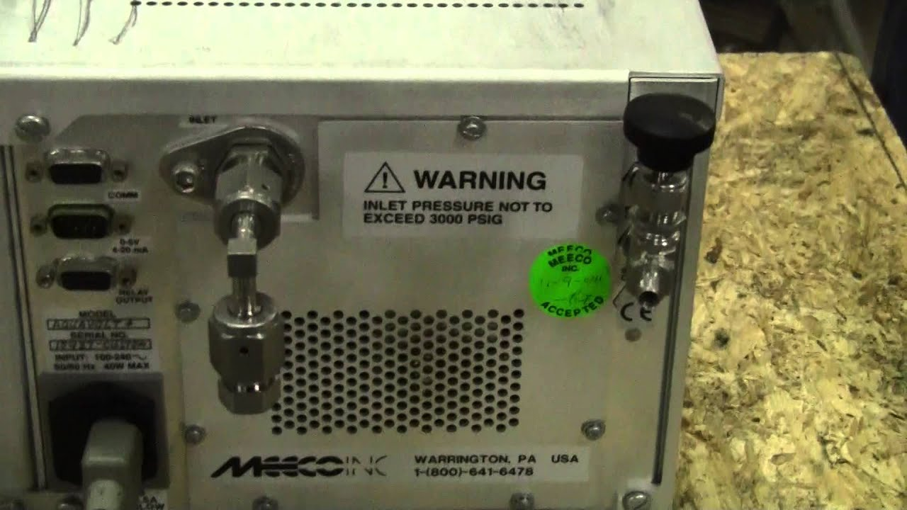 Meeco Aquavolt +  direct reading of the moisture concentration