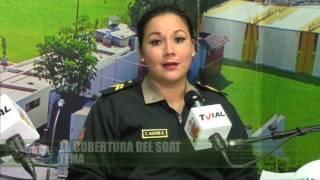 La Cobertura del SOAT  - La Polícia Informa