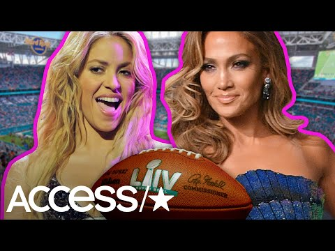 Jennifer Lopez And Shakira Join Forces For Super Bowl Halftime Performance