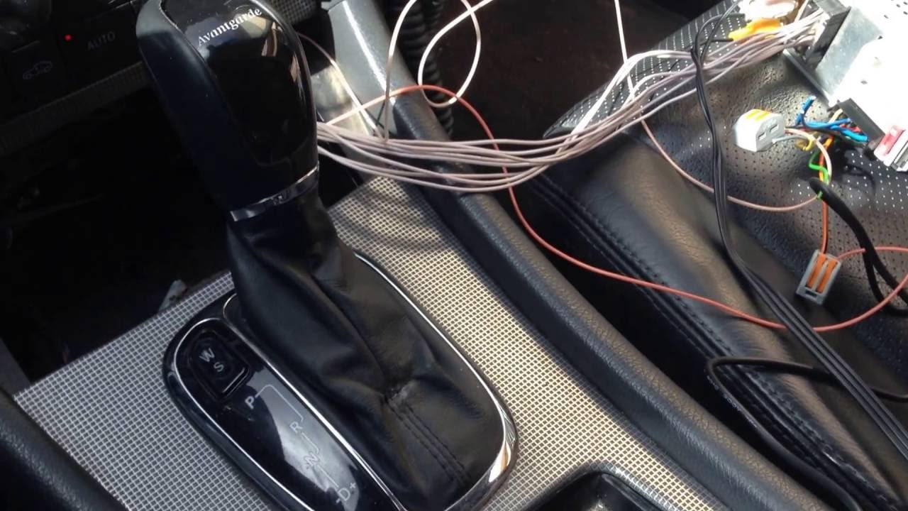 Mercedes Benz W203 Tv Comand Youtube Phone Wiring