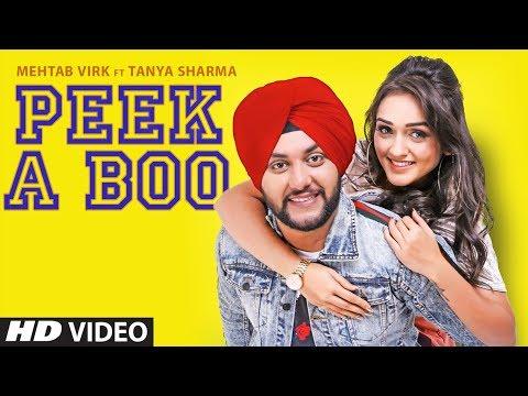 Mehtab Virk: Peek A Boo (Full Song) Starboy Music X | Haazi Navi | Latest Punjabi Songs 2019