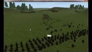 Testing RTS Engine Archery