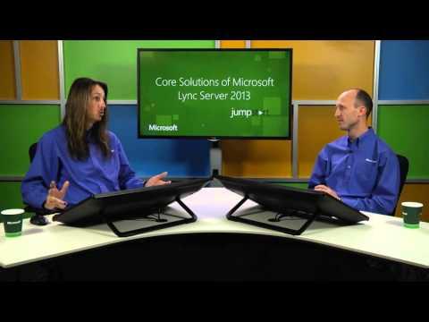 11  - Microsoft Lync Server 2013 Jump Start  - Administration and Maintenance