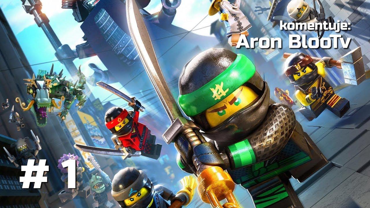Zagrajmy W Lego Ninjago Movie 1 Garmadon Atakuje Ps4 Youtube