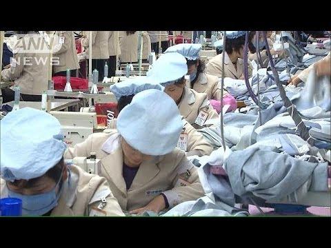 """張氏""""処刑""""の影響は・・・北朝鮮、開城工業団地を公開(13/12/20)"""