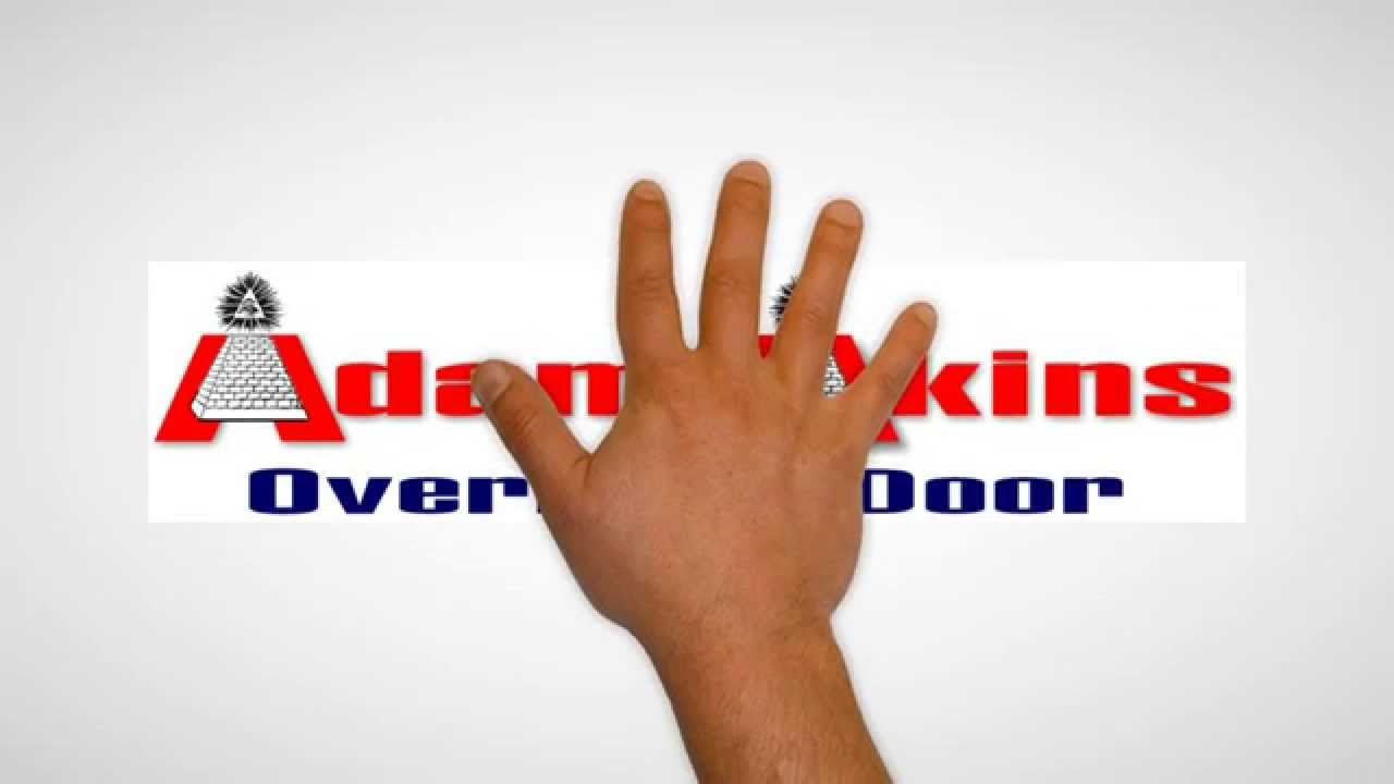 Garage Door Repair Nashville Adam Akins Www.OverheadDoors4u.com