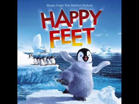 Happy Feet (Bonus Track) - 15 - Sting - My Funny Friend And Me