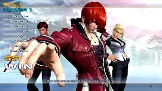 The King of Fighters XIV (PlayStation 4) Story as Yagami Team