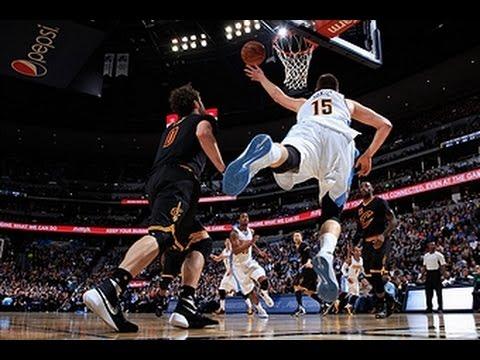 Cleveland Cavaliers Vs Denver Nuggets - December 29, 2015