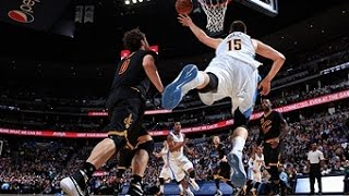 Cleveland Cavaliers vs Denver Nuggets - December 29, 2015