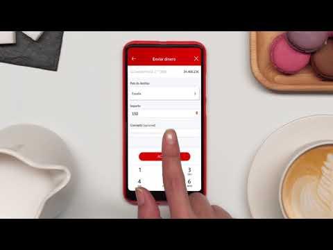 App Santander - Realizar Una Transferencia