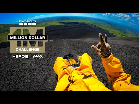 GoPro Awards: Million Dollar Challenge Highlight In 4K | HERO8 Black + MAX