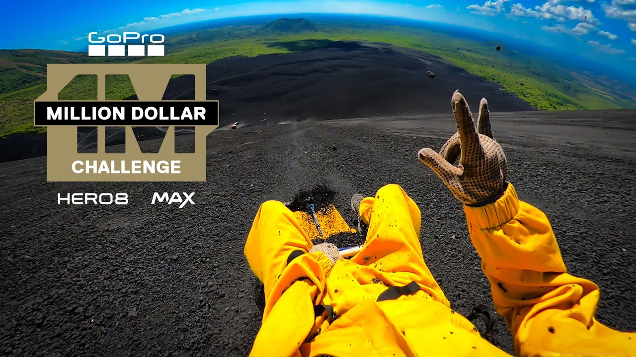 GoPro Awards: Million Dollar Challenge Highlight in
