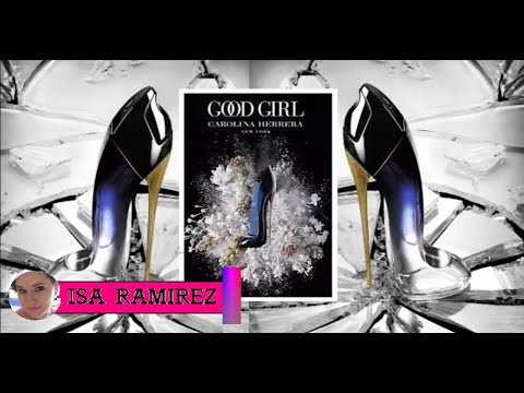 Reseña De Perfume Good Girl De Carolina Herrera Youtube