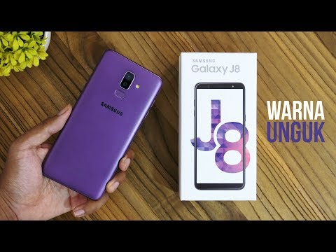 UNGU Unch Unch.. Unboxing Samsung Galaxy J8!