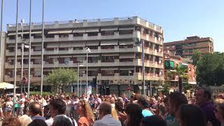 Minut de silenci a Cerdanyola per l'atemptat de Barcelona i Cambrils