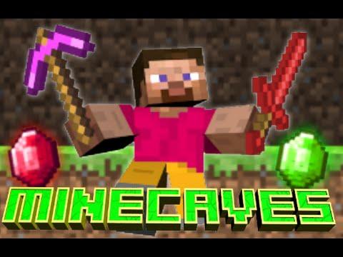 Mine Caves - Arkáda Flash hra | Online hry