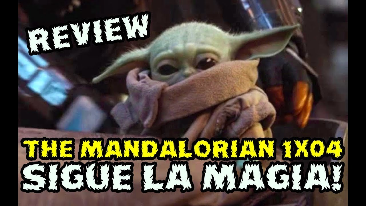 "Gina Carano on the ""Mandalorian"" and baby Yoda"
